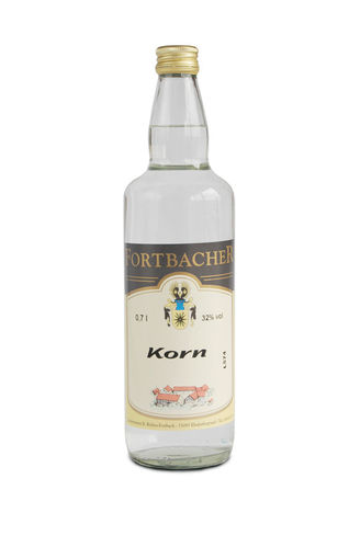 Fortbacher Korn, 32% vol, 0,7l