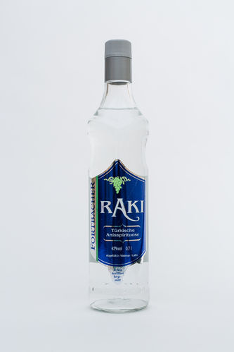 Fortbacher Raki, 45%vol, 0,7l